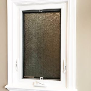 How to Remove and Install a Roto Crank Window Screen