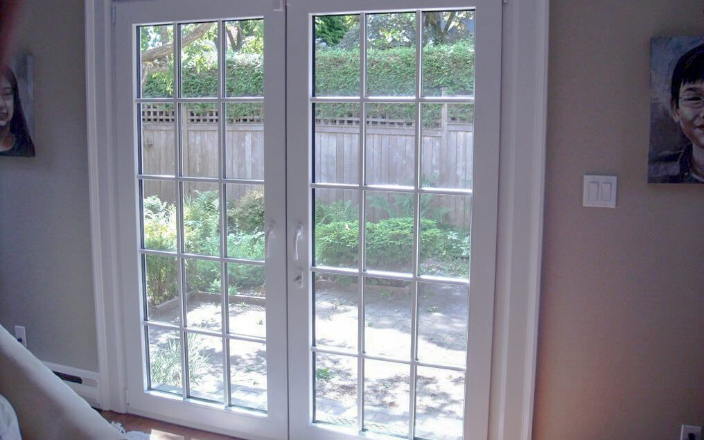 Exterior French Doors Fibreglass or vinyl