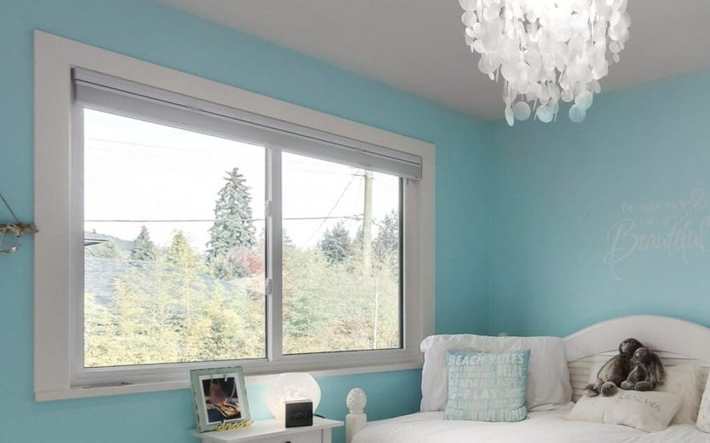 energy efficient vinyl horizontal window replacement