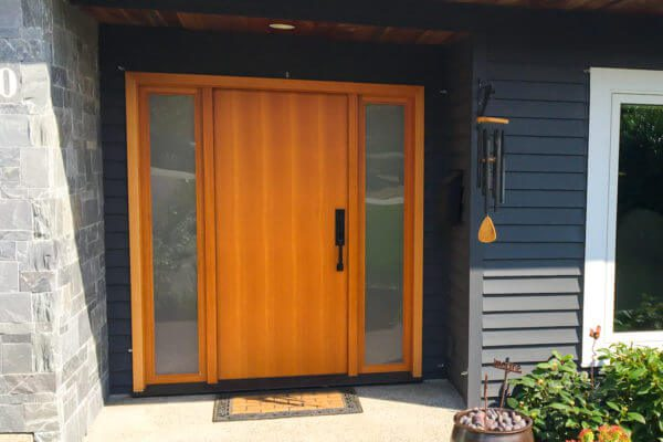 custom entry doors expert installation greater vancouver
