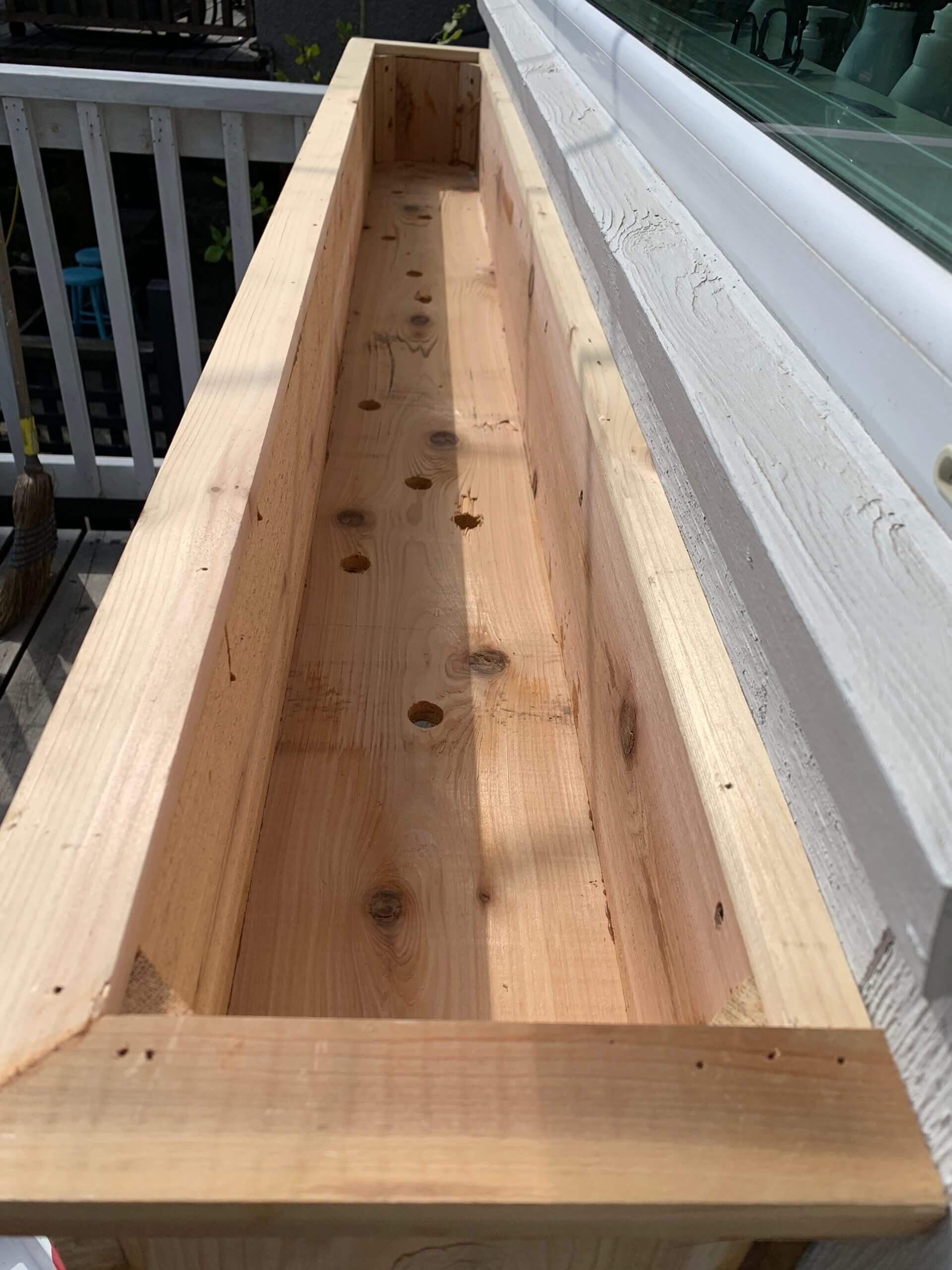 todd talbot how to build a diy window box