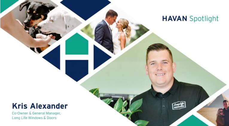 Homebuilders Association Vancouver HAVAN interview